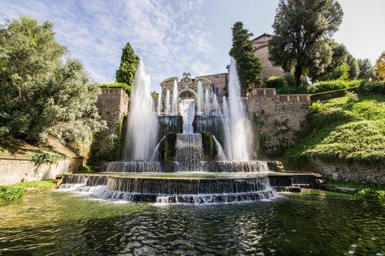 Tivoli Day Trip From Rome Hadrian S Villa And Villa D Este