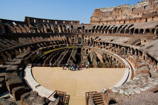 Skip The Line Colosseum Arena Tour Provided By Show Me