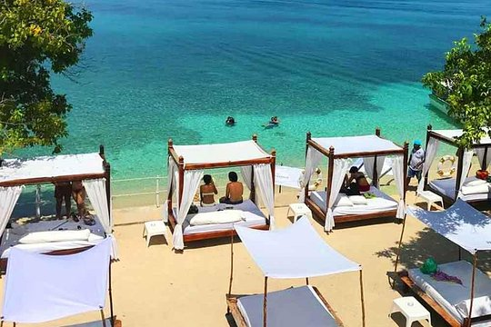 Bora Bora Island >> Bora Bora Island From Cartagena