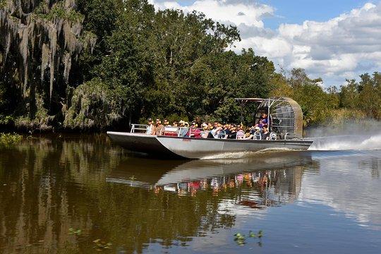 Tripadvisor New Orleans Airboat Ride