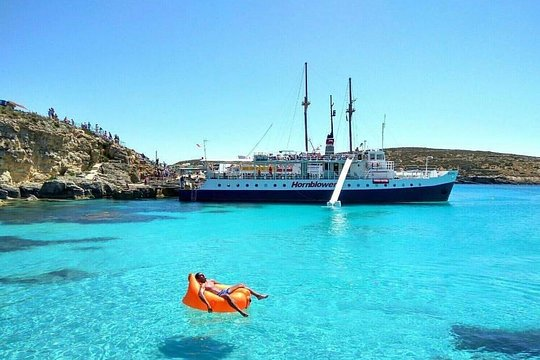 Comino Blue Lagoon And Caves