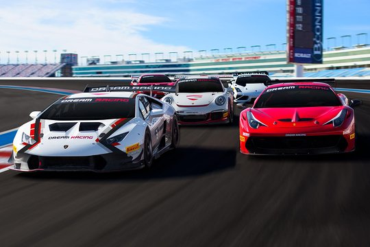 Driving Racing Car >> Exotic Car Driving Experiences At Las Vegas Motor Speedway