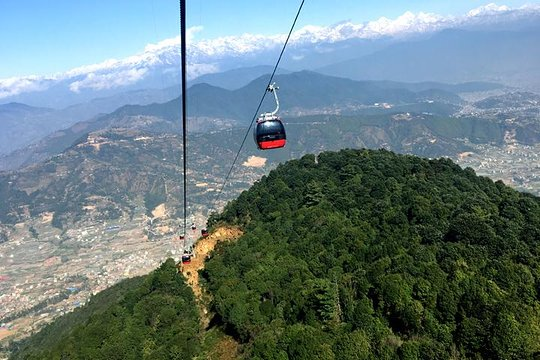 Tripadvisor Half Day Chandragiri Cable Car Tour In