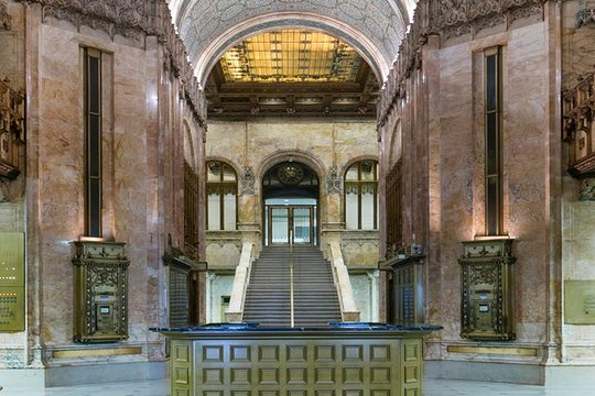 Tripadvisor Woolworth Building Lobby Tour Provided By