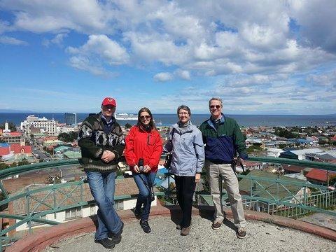 Adult Guide Punta Arenas