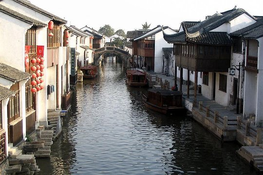 Adult Guide Suzhou