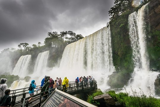 Tripadvisor Iguazu Falls Tour Boat Ride Train Safari