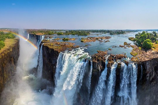 Full Day Victoria Falls Incl Lunch And Devils Pool 12h Zimbabwean Zambian Side