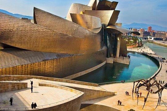 Various Historical Top Museums, Guggenheim, Bilbao