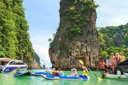 James Bond Island Adventure Tour From Phuket Including Sea Canoeing Lunch