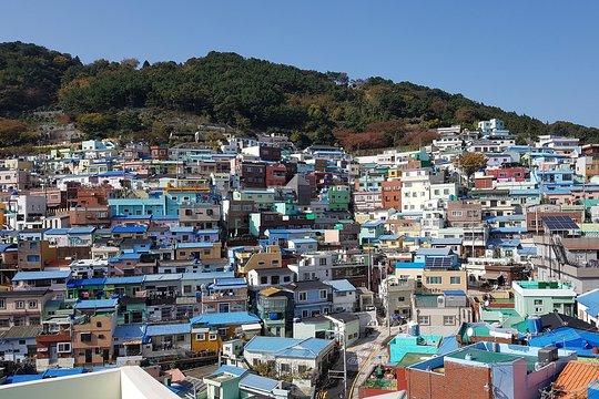 Thaiföld. Busan, Dél-Korea. Busan.