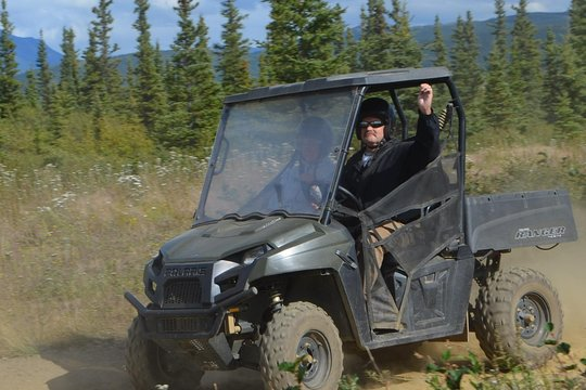 Polaris Side By Side Atv >> Alaskan Back Country Side By Side Atv Adventure With Meal Provided