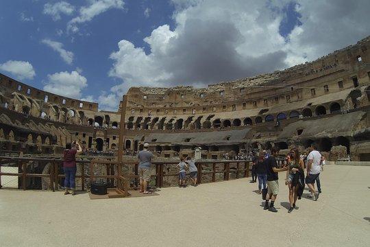 cheap for discount 2fd95 3f61f Tour dei Colosseo Underground, Arena, Belvedere (Livelli superiori) e Fori  romani