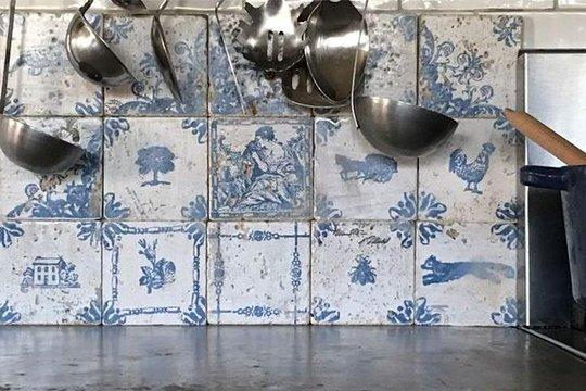 1-Hour Make-And-Take Workshop in Waco: Handmade Vintage Coasters or Tiles