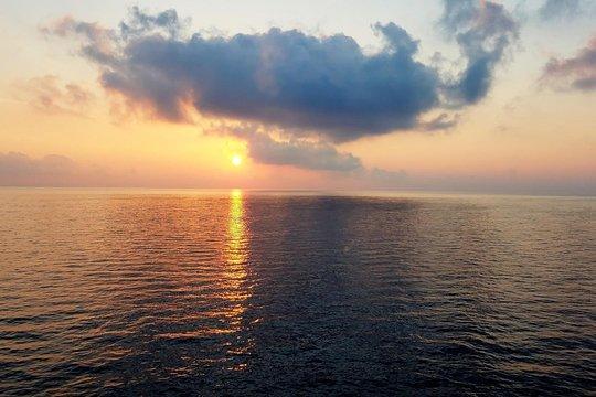 Zonsondergang Cruise