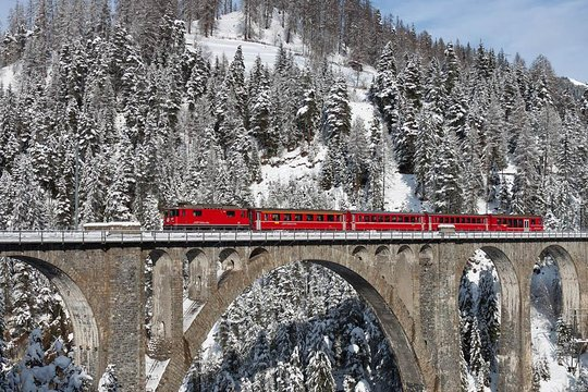 Tripadvisor Swiss Alps Bernina Express Rail Tour From Milan Provided By Zani Viaggi