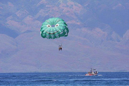 Maui Parasailing Experience Provided By Ufo Parasail