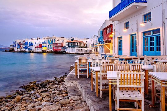 3 Day Greek Island Hopping Santorini Mykonos Delos Cruise Cruice To Volcano