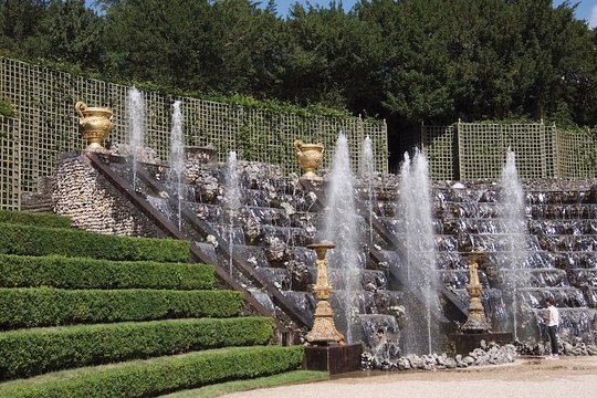 Line Rental Saver >> TripAdvisor | Skip-the-Line Half-Day Versailles Palace and Gardens Tour by Train from Paris ...