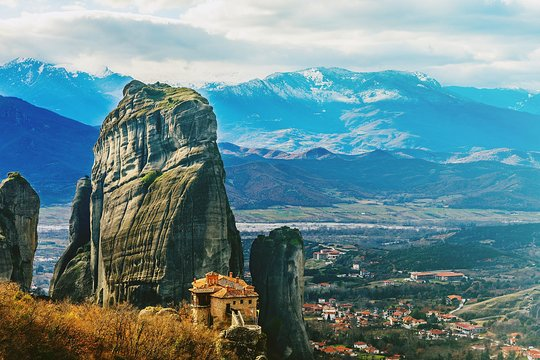 Full Day Trip to Meteora from Thessaloniki