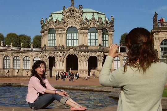 Dresden - Tagesausflug von Prag aus