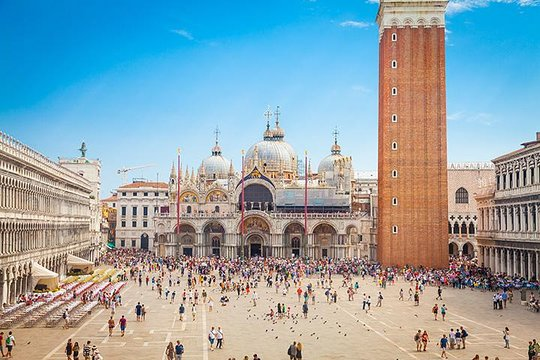 San Marco Srl.San Marco Basilica And Pala D Oro Walking Tour