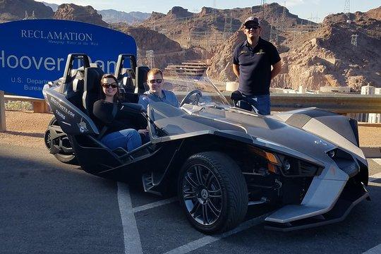 Polaris Sling Shot >> Sincity Moto Guided Polaris Slingshot Hoover Dam Tour