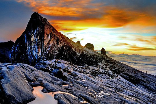 Image result for mount kinabalu""