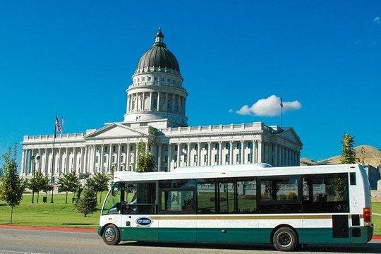 Ultimate Salt Lake City Tour With Tabernacle Organ Performance