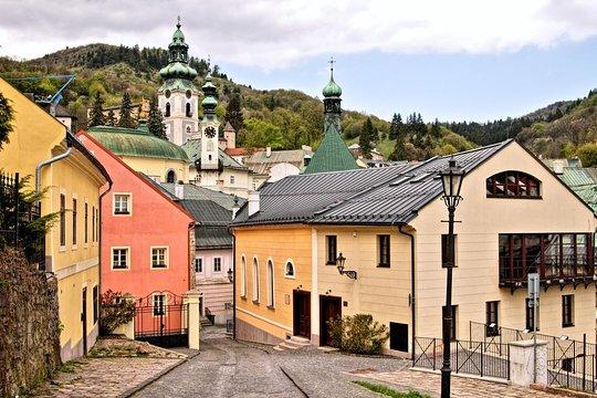 Image result for Banská Štiavnica
