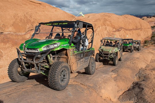 4x4 Off Road >> Hell S Revenge 4x4 Off Roading Tour From Moab