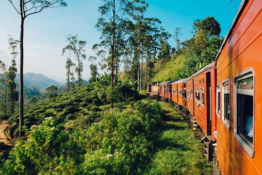 Tripadvisor | Train Tickets to Ella, Badulla or Nanuoya from Kandy ...