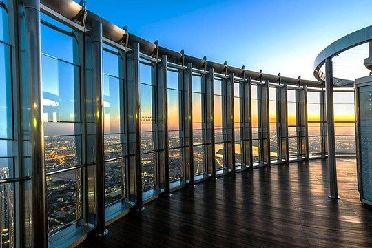Dubai Burj Khalifa Sky Tickets
