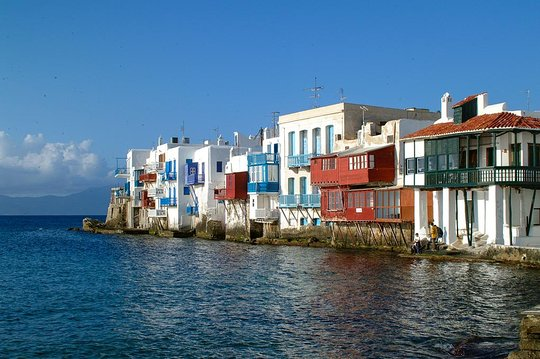 11 Day Greek Islands Tour Visit Paros Naxos Mykonos Santorini