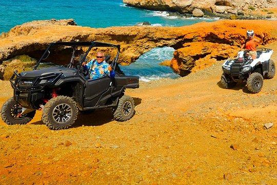 Driving Map Of Aruba on