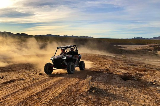 Half-Day Mojave Desert ATV Tour from Las Vegas with Lunch