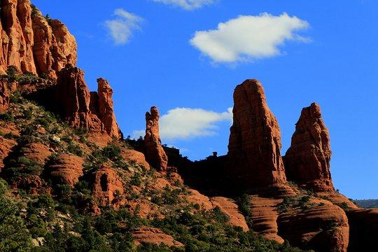 Distance From Sedona To Phoenix >> Grand Canyon Via Sedona And Navajo Reservation