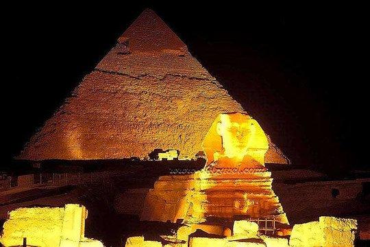 Dating den stora pyramiden i Giza