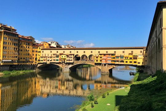 Italian Florence: Small Group Walking Tour With Skip-the-Line