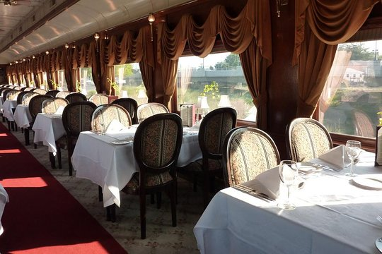Napa Valley Wine Train From San Francisco Gourmet Lunch Wine Tasting And Vineyard Tour