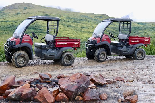 Side By Side Atv >> Alaskan Back Country Side By Side Atv Adventure With Meal