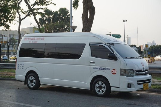 koh chang minibus