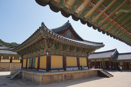 Anal Girl in Gyeongju