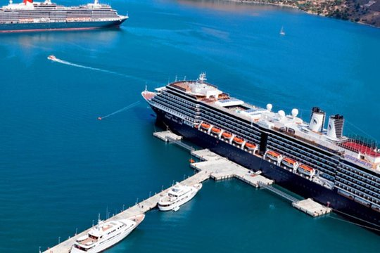 Private Shorex Exclusive For Cruise Ship Visitors From Argostoli Port