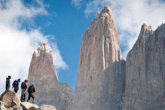 Torres Del Paine W Trek 5 Days