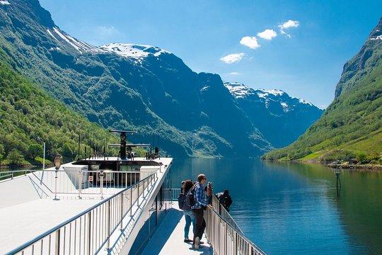 Guided Day Tour Premium Naeroyfjord Cruise Flam Railway And Bergen Railway