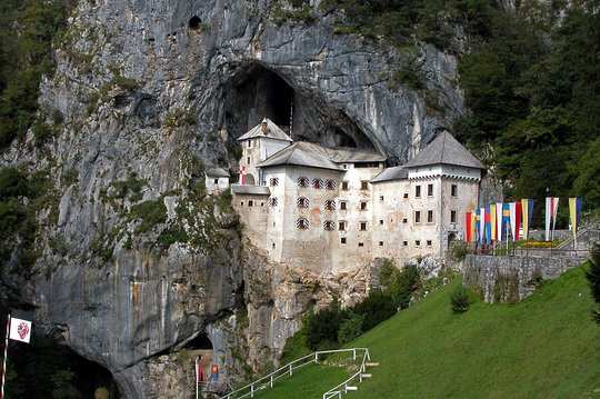 Best Of Slovenia Lake Bled Postojna Cave And Predjama Castle From Ljubljana