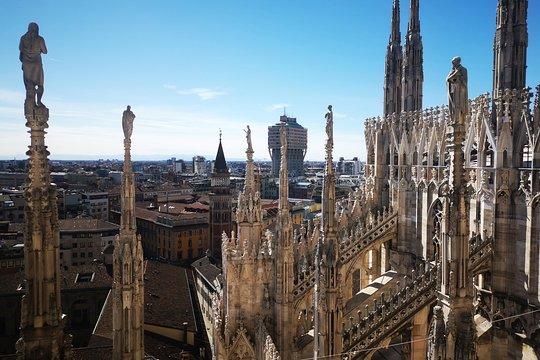 Biglietto Per Il Duomo Di Milano E I Tetti In Ascensore