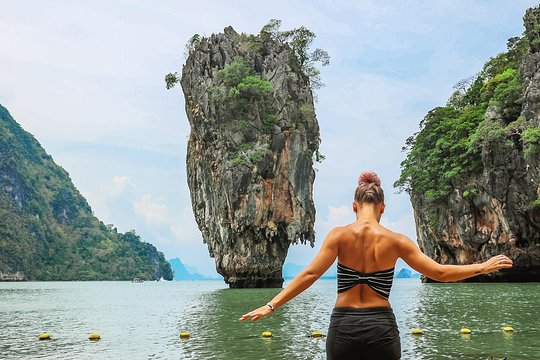 007 James Bond Island Tour Canoeing Experience
