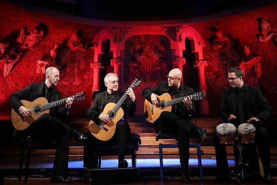 Tripadvisor Concierto De Guitarra Española En El Palau De La Música Catalana En Barcelona Ofrecido Por Maestros De La Guitarra Provincia De Barcelona